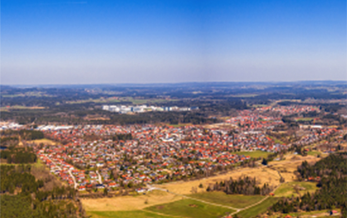 Grundstück für Bebauung / Baugrundstück in Penzberg