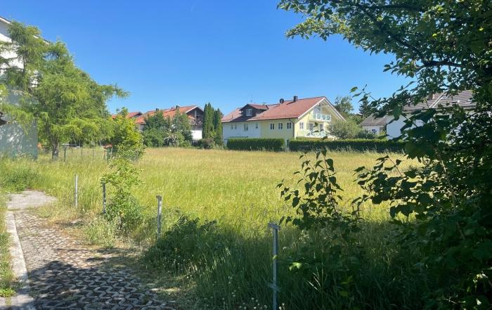 Immobilie Neubebauung Weidach Wolfratshausen in Bayern